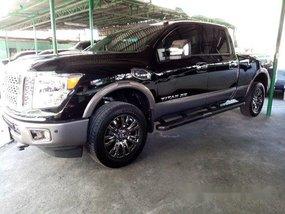 Selling Black Nissan Titan 2019 in Quezon City