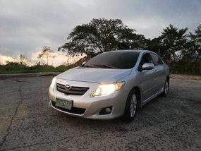 2009 Toyota Altis V 1.6L vvti Automatic