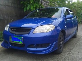 Blue Toyota Vios 2007 for sale in Bay