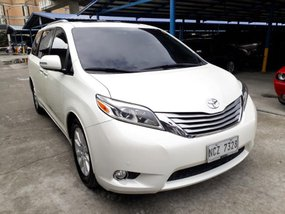 2016 Toyota Sienna Premium Top of the line