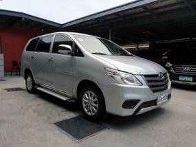 Toyota Innova 2015 E Diesel Automatic for sale in Las Pinas