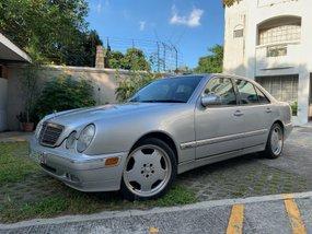 2000 Mercedes Benz E240 W210 Millenium