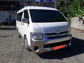 2014 Toyota Hiace GL Grandia for sale in Quezon City