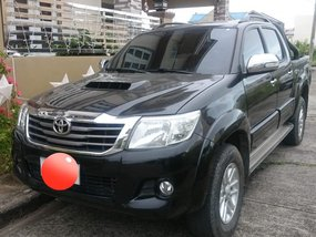 Toyota Hilux 2015 G Manual for sale in Pampanga