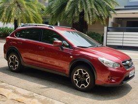 Selling Red Subaru Xv 2015 in Marikina