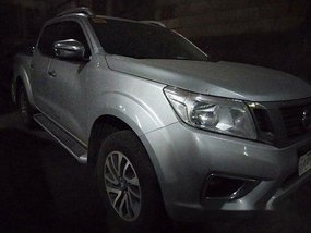Sell Silver 2018 Nissan Navara in Quezon City