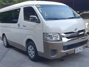 Toyota Hiace 2015 for sale in Pasig