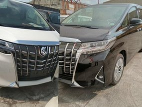 2020 Toyota Alphard for sale in Paranaque