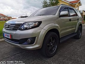2014 Toyota Fortuner for sale in Lipa