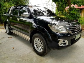 2012 Toyota Hilux G 4X2 Diesel Manual Fully Loaded