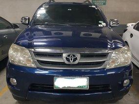 2006 Toyota Fortuner G Diesel