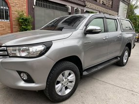 Toyota hilux G 4x2 Manual