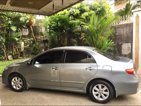 Rush For Sale First Owned 2013 Toyota Altis in Quezon City