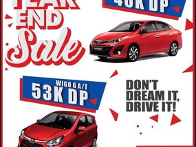 Brand New Toyota Vios 2020 for sale in Bacoor