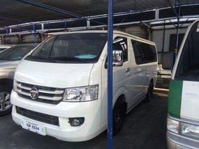 Selling Foton View Transvan 2017 Manual Diesel