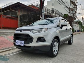 2018 Ford Ecosport for sale in Quezon City