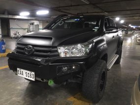 2017 Toyota Hilux for sale in Paranaque