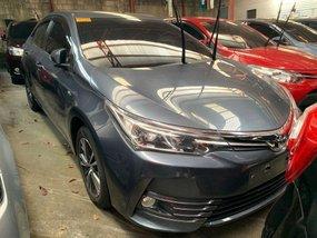 Gray Toyota Corolla Altis 2018 for sale in Quezon City