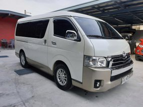 Toyota Super Grandia 2015 Automatic Casa Maintained