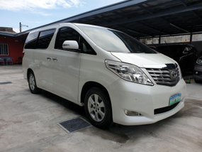 Toyota Alphard 2011 3.5 V6 Automatic Casa Maintained