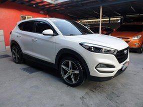 Hyundai Tucson 2016 Gas Automatic Casa Maintained