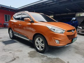 Hyundai Tucson 2014 Acquired 4x4 Diesel Automatic
