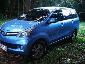 2014 Toyota Avanza Top of the line Newly Painted by Toyota P'que