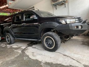 2016 Toyota Hilux for sale in Quezon City