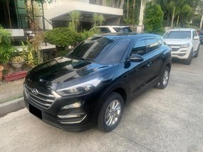 2017 Hyundai Tucson for sale in Quezon City