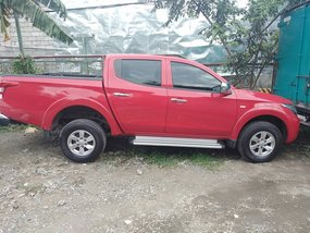 Sell 2015 Mitsubishi Strada Truck in Bacoor