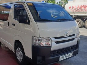 2019 Toyota Hiace for sale in Manila