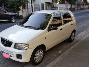 Suzuki Alto 2007 for sale in Quezon City