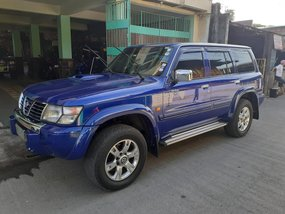 Nissan Patrol AT 3.0 Turbo Direct Injection Diesel 2001 (bawal swap, cash only)