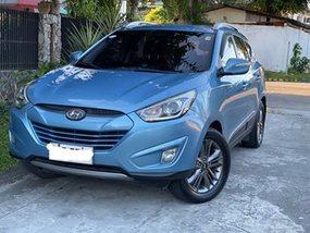 2014 Hyundai Tucson 4WD Diesel AT
