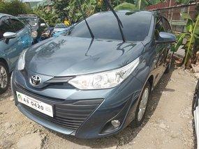 Selling Toyota Vios 2019 Sedan CVT Gasoline at 20600 km