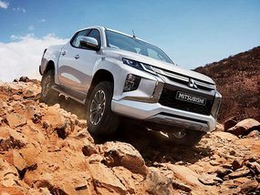 Mitsubishi Strada 2019: A contender for the best pick-up truck of 2019