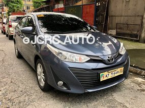 2018 Toyota VIOS 1.3 E MANUAL 8000 km