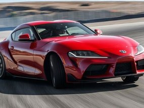 Toyota Supra 2020: Sports car contender for Car of the Year