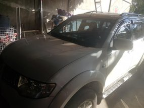 Sell 2013 Mitsubishi Montero Sport in Quezon City
