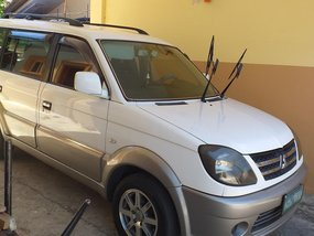 White 2010 Mitsubishi Adventure for sale in Lucena
