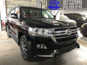 2020 Toyota Land Cruiser Dubai Version