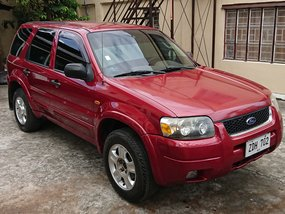 Ford Escape 2006 in top condition for sale in Tacloban
