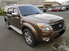 2012 Ford Everest Automatic Limited 2.5 TDCI Turbo Diesel 4x2