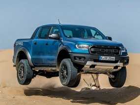 Ford Ranger Raptor 2019: A contender for the best pick-up truck of 2019!