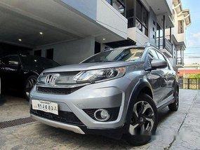 Selling Silver Honda BR-V 2019 in Quezon City
