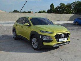 Green Hyundai KONA 2019 for sale in Muntinlupa