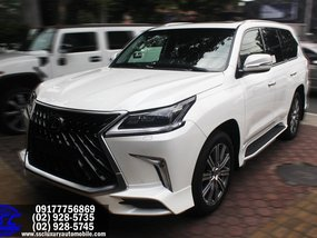 Brand New 2018 Lexus LX570 Super Sport