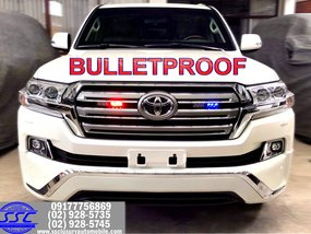 2019 Toyota Land Cruiser Bulletproof Level 6 Dubai Version