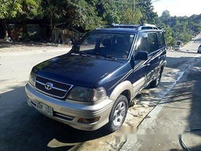 Blue Toyota Revo 2003 at 90000 km for sale