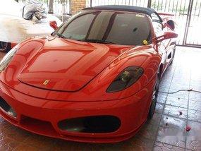 Red Ferrari F430 2006 Automatic Gasoline for sale